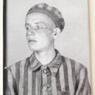 Extremely rare German WW2 prisoners photo from concentration camp AUSCHWITZ, KZ