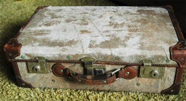 UNIQUE special German WW2 suitcase for Edelweiss troops made in NORWEGIAN, 1941