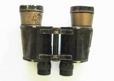 Extremely rare Japanese WWII WW2 Navy Binoculars ASIA KOGAKU Optical 7x50, army