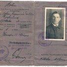 German WW2 ARMY SOLDIER DRIVERS Proficiency BADGE + Driver Licence Fuhrerschein