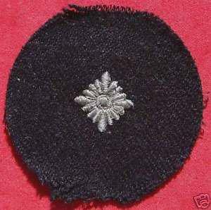 German WW2 Schützenstern badge with tag, insignia