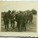 REAL PHOTO of GEORGIAN VOLUNTEERS in German WW2 Army