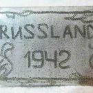 Rare Original German WW2 CLIP FOR MATCHES – RUSSLAND OSTFRONT SMOLENSK 1942