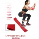 [STYLE: X-HEAVY 35-40 LBS] Exercise Band Fitness Band Training Resistance Quarantine Things to Do
