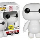 Funko POP! Disney Big Hero 6 Nurse Baymax, #111 6 Inch, Glow-in-the-Dark Amazon Exclusive