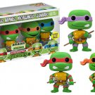 Funko POP! Television Glow-in-the-Dark TMNT Collectible Vinyl Figures, 4-Pack (Amazon Exclusive)