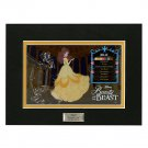 """Disney Beauty & the Beast (1992) """"Belle"""" Hot Topic Variant Edition Character Key by Acme Archives"""
