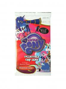 MLP   My Little Pony Canterlot Nights CCG Booster Packs (x20)