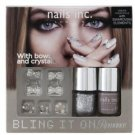 Exclusive Limited Edition - Sephora x NAIL INC. London - Bling it On Kit - Romance