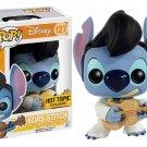 Retired Funko Disney Lilo & Stitch POP! Elvis Stitch #127 Vinyl Figure Hot Topic Exclusive
