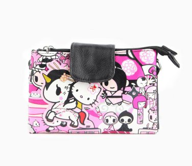 Retired tokidoki x Hello Kitty Small Crossbody Bag: Kimono Collection