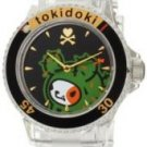 Retired Limited Edition tokidoki Unisex Bastardino Plastic Clear Watch