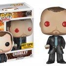 FUNKO Supernatural Pop! Red Eyes Crowley #200 Vinyl Figure Hot Topic Exclusive