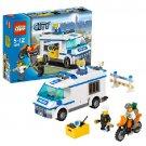 Retired Lego City Police - Prisoner Transport #7286 – 173 Pieces Building Toy