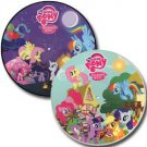 My Little Pony Friendship Is Magic - Princess Luna & Princess Celestia Vinyl LP Hot Topic Exclusive