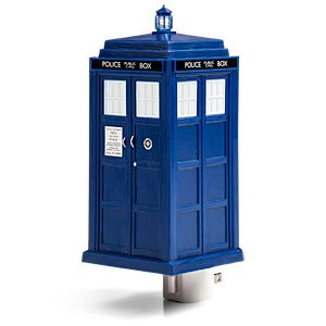 Dr | Doctor Who Tardis Night Light
