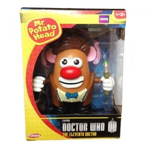 """BBC Doctor Who Eleventh Doctor Mr. Potato Head 7.5"""" Figure by Underground Toys"""