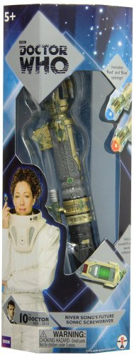 Doctor Who River Song's Future Sonic Screwdriver