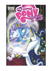 MLP | My Little Pony: Friendship Is Magic #17 Comic | Hot Topic Exclusive Variant Cover