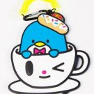 Limited Edition 2013 tokidoki x Sanrio Characters Luggage Tag - Tuxedosam & Her Sweet Friends