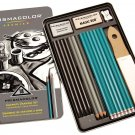 Prismacolor Premier Graphite Drawing Set - 18 Pieces Tin by Sanford