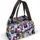 Retired Limited Edition tokidoki Continental Small Double Handle Bag Purse By Simone Legno #T6231403
