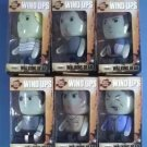 Hot Topic Exclusive - Complete Set of 6 - AMC The Walking Dead Wind Ups by bulls i toy