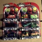 Lot of 6 Chuggington Die-Cast Engines l Trains by Learning Curve