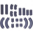 Chuggington Die-Cast Straight & Curved Track Pack 20 Pieces by Learning Curve - #LC54302