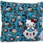 Retired Wish Come True Friends X Hello Kitty Fleece Throw Blanket & matching Cushion | Pillow