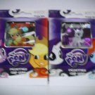 My Little Pony MLP CCG Hot Topic Exclusive Applejack & Rarity Foil Theme Decks by Enterplay