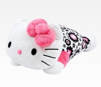 Hello Kitty Huggable Pillow: Blossom By Sanrio
