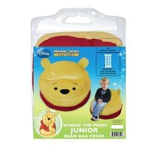 American Furniture Alliance & Disney Junior Winnie The Pooh Bean Bag Cover (SOLD UNFILLED)
