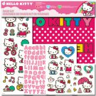 Sanrio Hello Kitty Page Paper Scrapbooking Kit by Sandy Lion (x5)