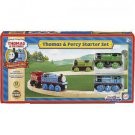Thomas & Friends Wooden Railway Set - Thomas & Percy Starter Set by Learning Curve