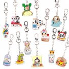 Complete Set of 13 – tokidoki Buffet Menu Metal Keychain by Simone Legno