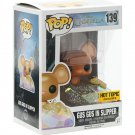 Funko Disney Cinderella Pop! #139 Gus Gus In Slipper Vinyl Figure Hot Topic Exclusive