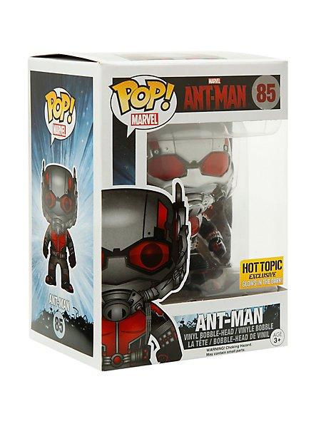 FUNKO Marvel #85 Ant-Man Pop! Ant-Man Vinyl Bobble-Head Hot Topic Exclusive
