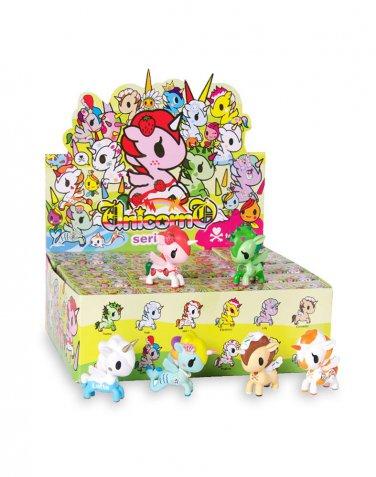 tokidoki Unicorno Series 4 Blind Box Figures Set of 10 (Not Included - Kingsley & Elettrico)