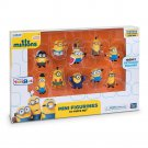 Toys R Us Exclusive Despicable Me Minions Movie Exclusive Mini Figures 10 Piece Set