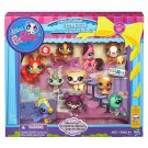 Toys R Us Exclusive Limited Edition 2013 Littlest Pet Shop Collector 10 Pack Set