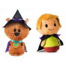 Set of 2 Hallmark itty bittys Halloween Collection – Shaggy & Scooby-Doo Stuffed Animal Plush Doll