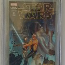 Marvel Star Wars #1 Hot Topic Variant Edition Comic - Recalled Avengers CGC 9.6