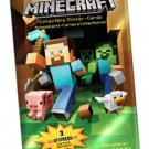 Minecraft Collectible Sticker-Card Packs by Jinx (x48 Sealed Packs)