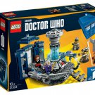 Retired LEGO Ideas BBC Doctor Who #21304 - 623 Pieces Building Toy