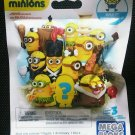 Mega Bloks Buildable Despicable Me Minions Movie Exclusive Blind Bag Packs Series 3 - x24 Sealed