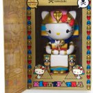 Retired tokidoki x Sanrio Hello Kitty 10 in. Kittypatra Collectible Vinyl Figure by Simone Legno