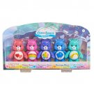 "Care Bears Figurines Set 3"" Articulated Figures - 5 Pack by Just Play"
