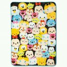 "Disney Tsum Tsum Twin Bed 62"" x 90"" Plush Blanket Throw Comforter - Multicolor"