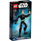 LEGO Disney Star Wars Luke Skywalker - 83 Pieces - #75110 Buildable Figure Building Toy